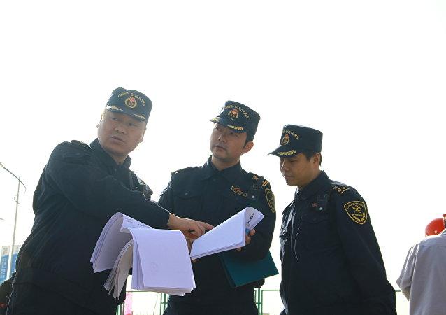 前11个月绥芬河海关税收同比增长近三成
