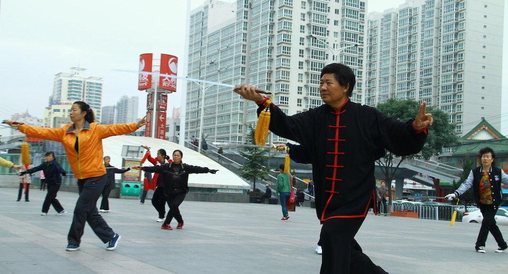 中國退休者將向俄濱海邊疆區居民教授氣功