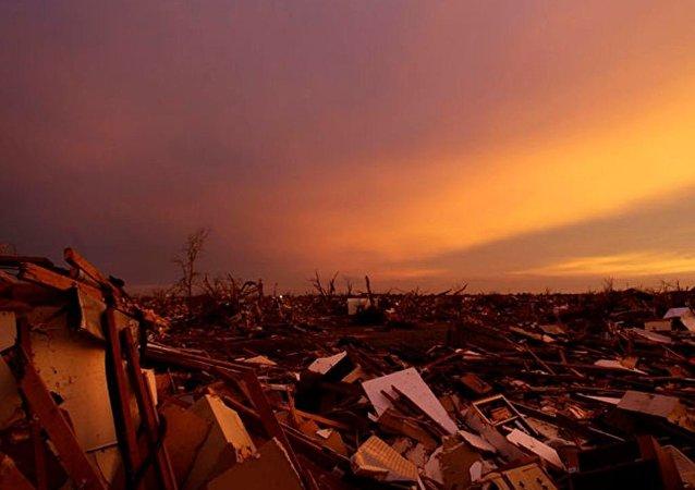 龙卷风公路,美国