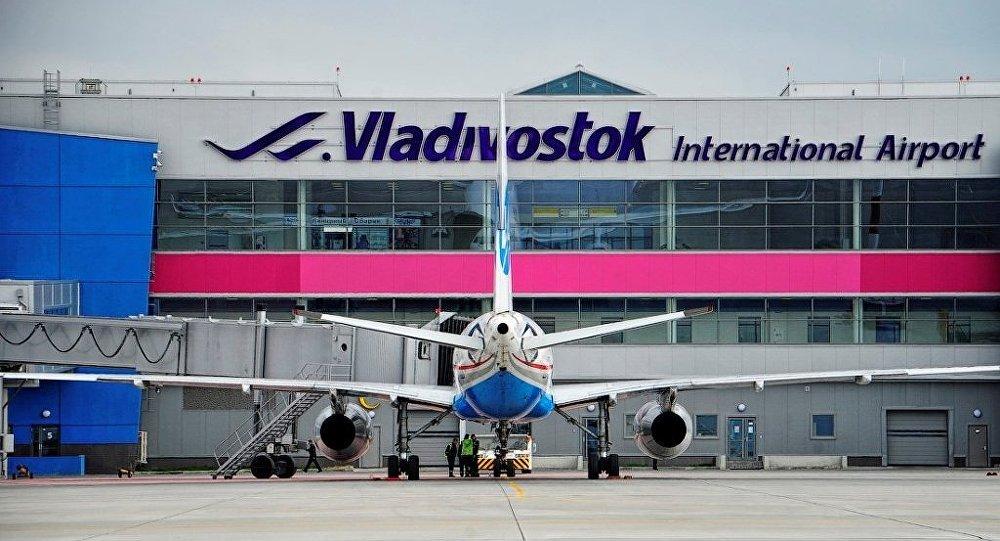 俄符拉迪沃斯托克首条直飞齐齐哈尔航线正式开通