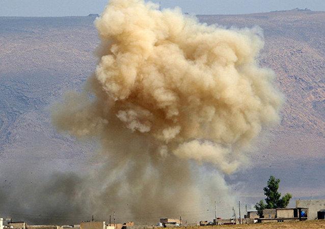 通訊社:超過30人在伊斯蘭國組織對伊拉克發起的進攻中死亡