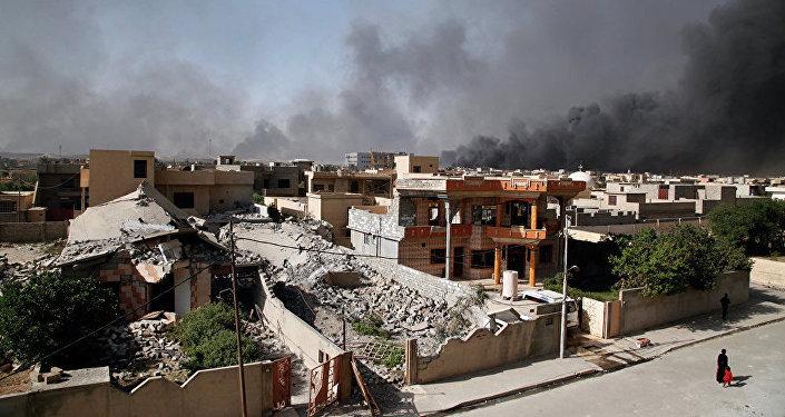 俄国防部对美国隐瞒伊拉克武装分子战争犯罪表示惊讶