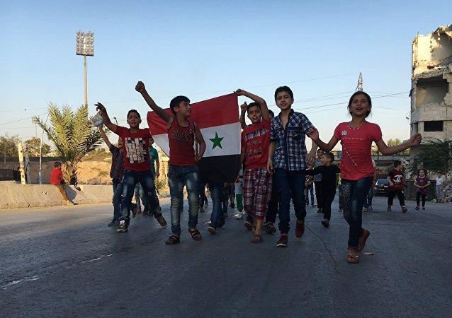 俄总参谋部:叙利亚3.4万人已重返家园