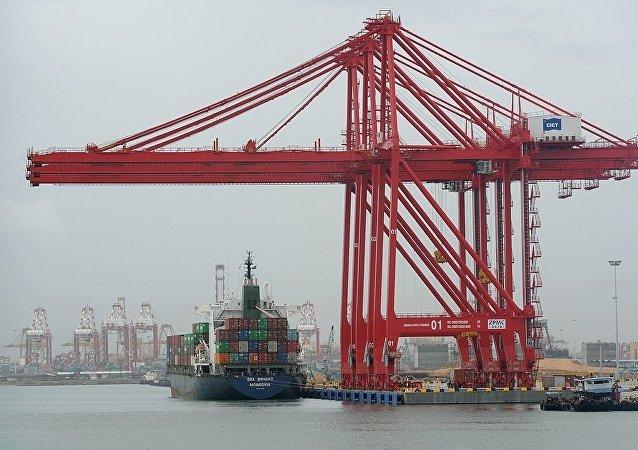 中國將在西非建最大港口