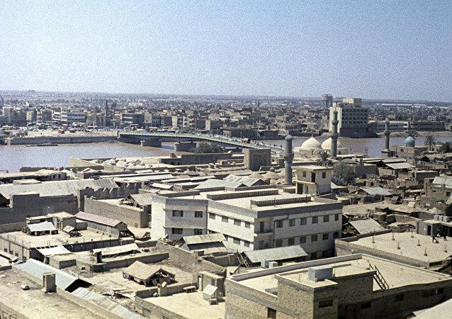 媒體:巴格達一市場發生爆炸 導致8人死亡