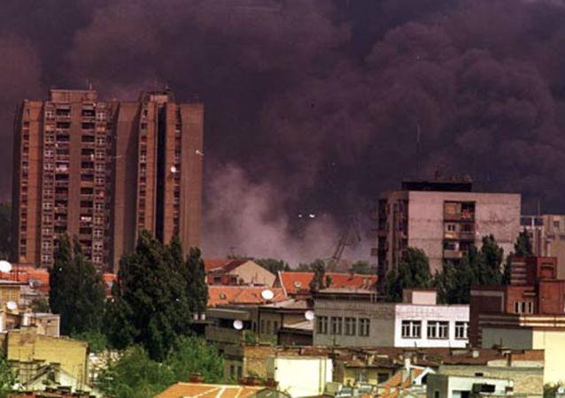 俄外长:北约轰炸南斯拉夫是对其主权的侵犯
