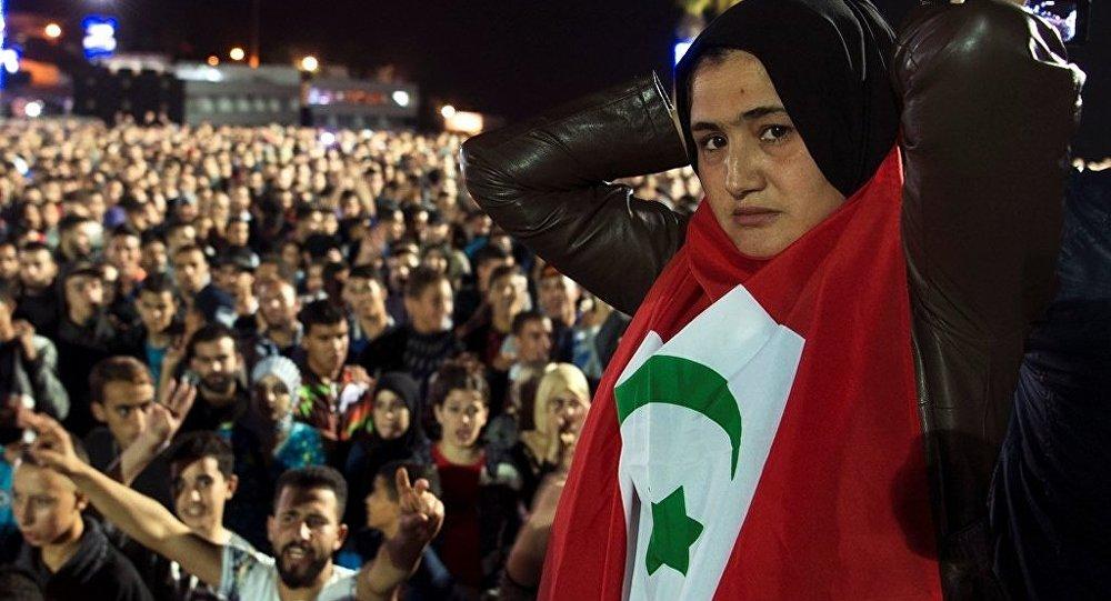 摩洛哥当局以威胁国家安全为由拘捕了20人