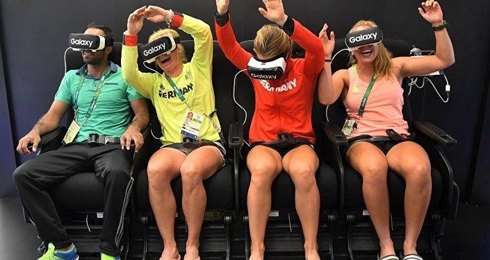 俄远东7岁以上儿童将学习虚拟现实技术