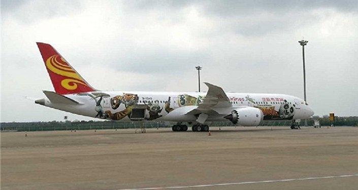 海南航空计划与俄多家航司签署联运协议