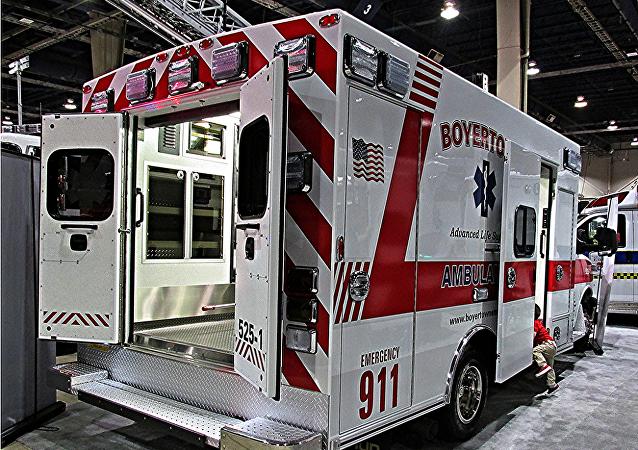 美国救护车