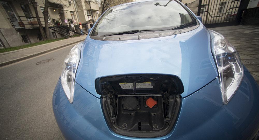 2018年全球电动汽车销售量增长70%