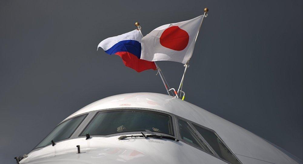 日外交官:日俄将于2021年前签订和平条约