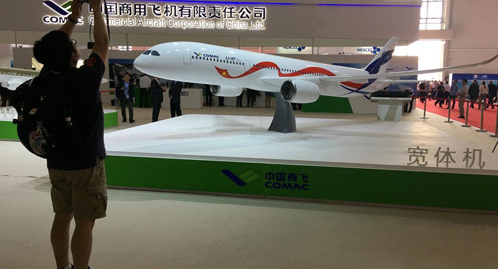 中俄寬體客機CR929項目進入初步設計階段
