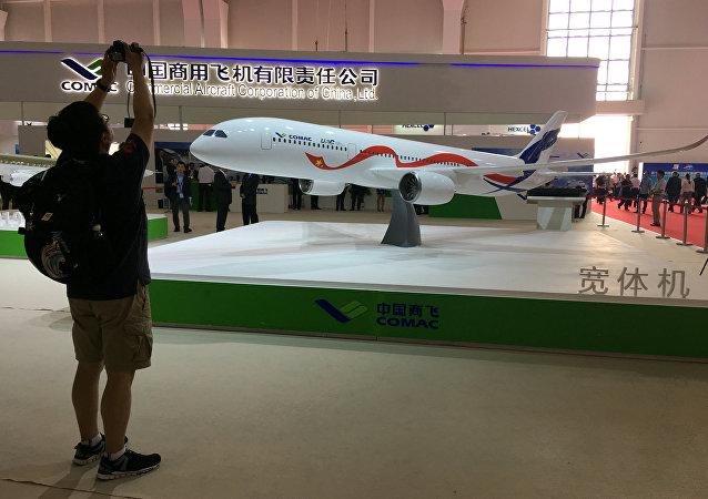 中俄宽体客机CR929项目进入初步设计阶段