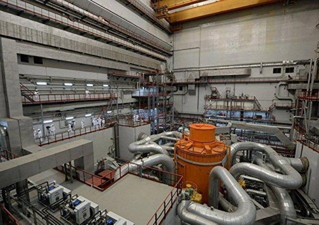 俄BN-800型快中子反应堆被POWER杂志评为2016年最佳核电站