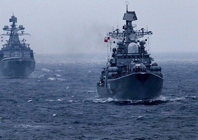 俄国防部:俄考虑太平洋舰队在千岛群岛中松轮岛上驻扎可能