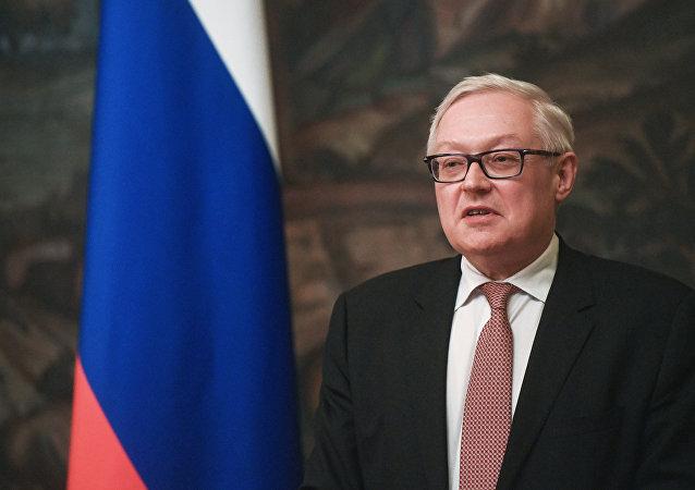 俄副外长称俄罗斯从未干涉美国内政
