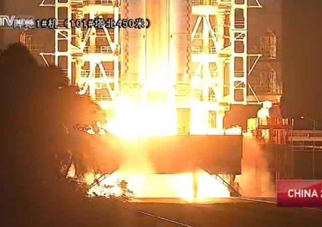 中國國家副主席:中國已累計完成50余次國際商業發射