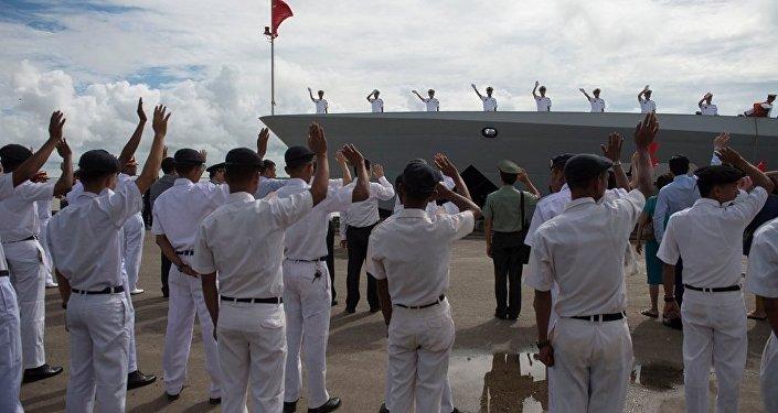 中国强化与缅甸军事联系