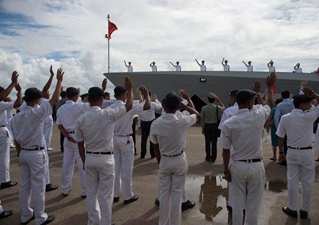 中國強化與緬甸軍事聯繫