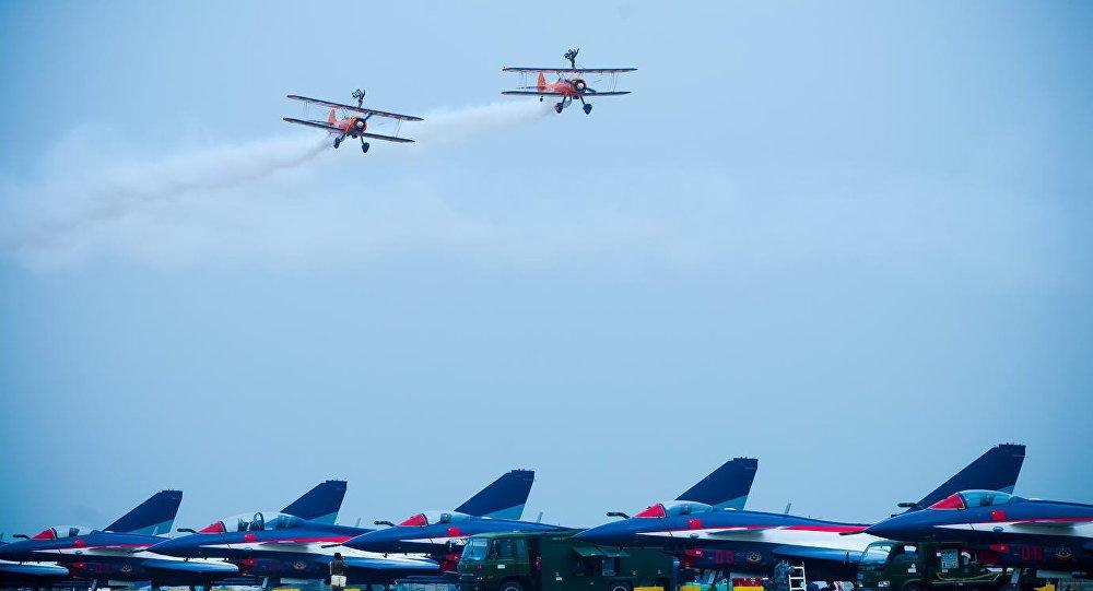 第十二届中国航展将于11月6-11日在珠海举行 俄罗斯继续参展