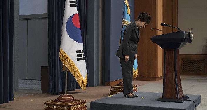 朴槿惠被捕:等待韩国前总统的是什么惩戒?