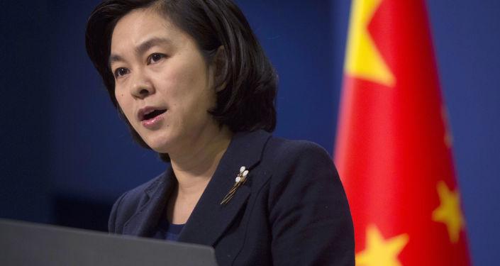 中國外交部:中方希望美國不允許台灣地區領導人過境
