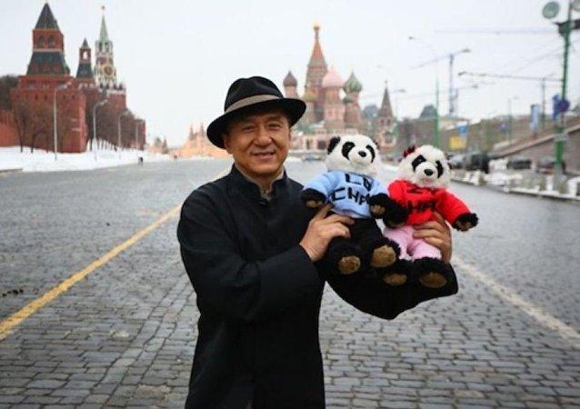 成龙将为莫斯科中国电影节揭幕