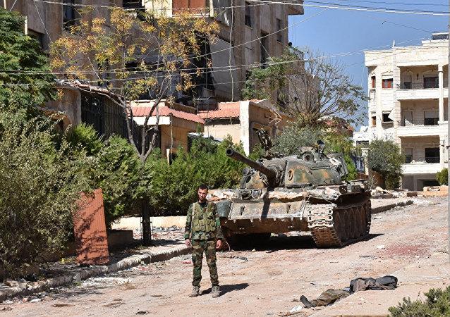 阿萨德:叙利亚冲突是冷战与第三次世界大战之间的战争
