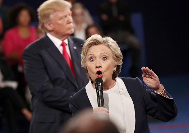 特朗普和克林頓競選期間在臉書上共投入8100萬美元廣告費