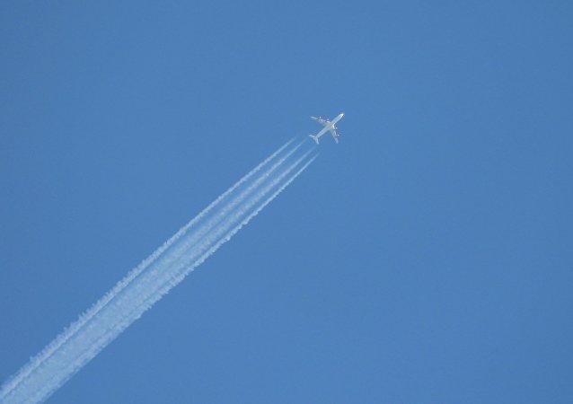 一架波音727貨機在哥倫比亞墜毀