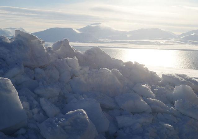 俄科学家证实古老传奇大陆的存在