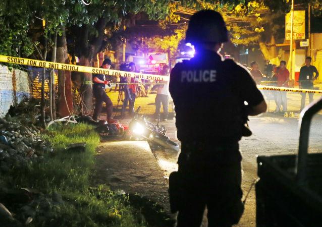 媒体:一名记者在菲律宾的缉毒行动中死亡