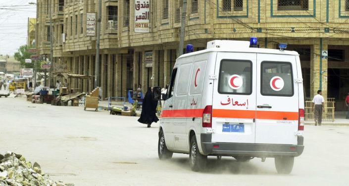 巴格达东部一清真寺爆炸,致10死30伤
