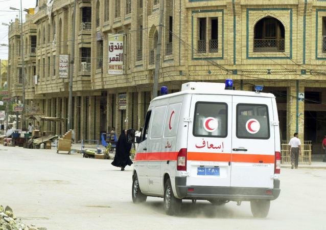 媒体:摩苏尔爆炸造成至少12死20伤
