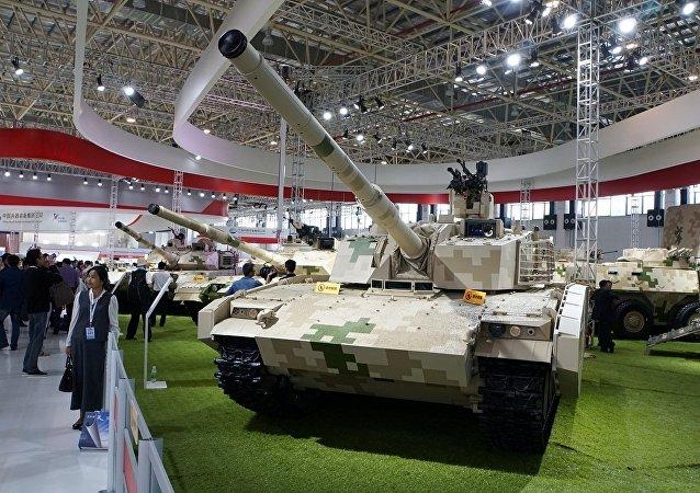 中国产坦克