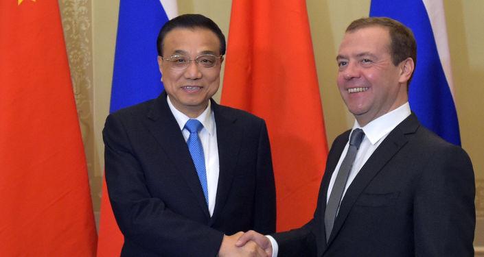 俄中政府首腦定期會晤將於11月初在北京舉行