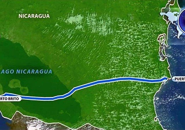尼加拉瓜运河