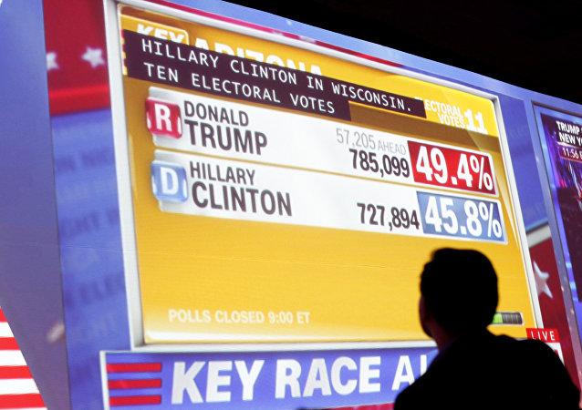 """俄美议员讨论""""俄干预美国大选""""问题"""