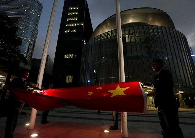 中国为抢占美国世界强国地位做准备