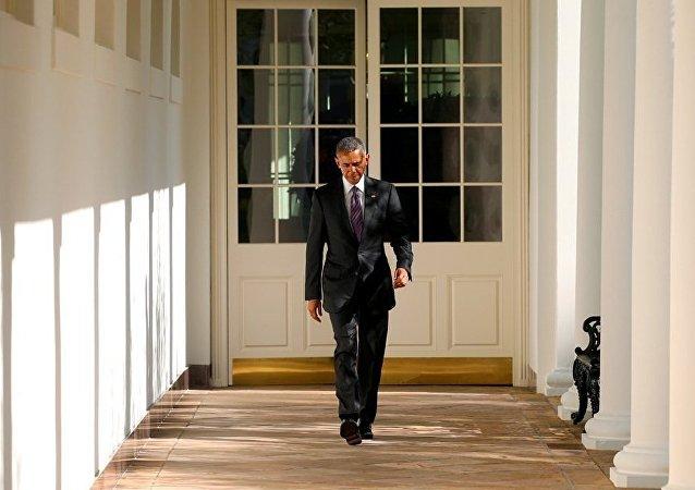 奥巴马6日将发表任内最后一次安全问题大型讲话