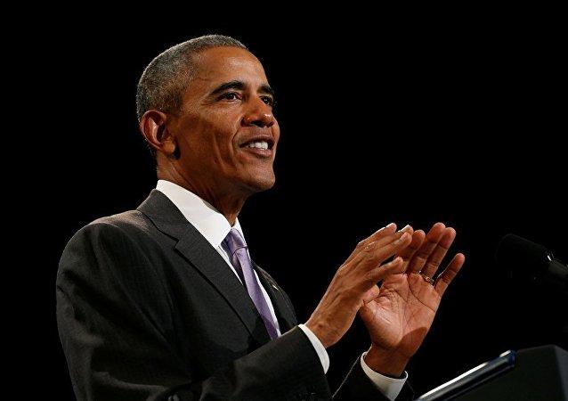 美国总统前奥巴马