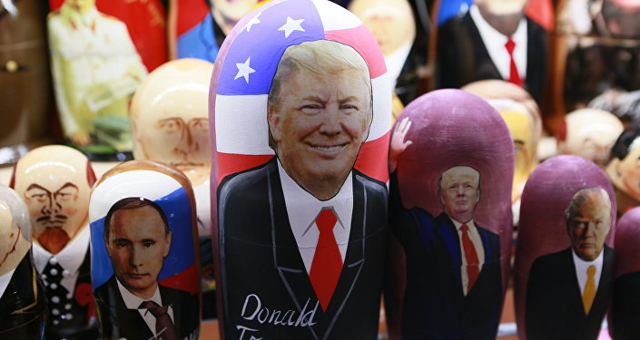 特朗普:将竞选2020年的总统且没有对手