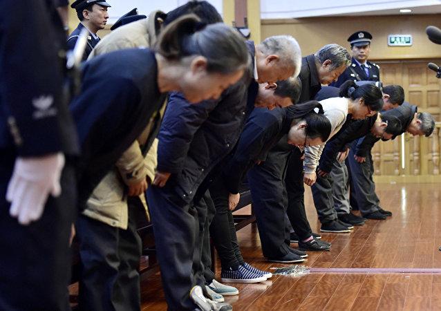 嚴厲的判決:天津爆炸的時代