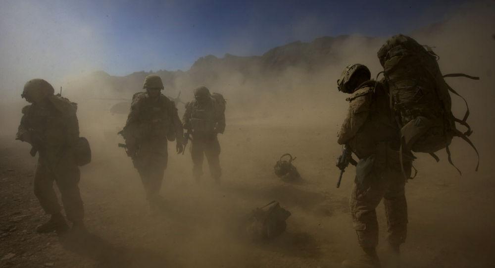 俄專家:美國準備開始在阿富汗境內大規模使用私人軍事公司
