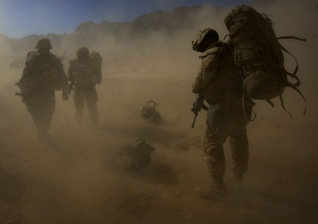俄专家:美国准备开始在阿富汗境内大规模使用私人军事公司