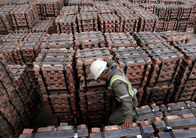 銅是中國經濟穩定的保障