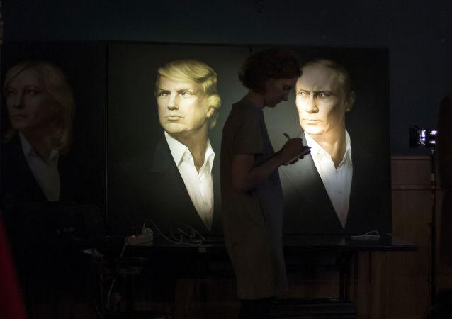普京:特朗普是真诚的人