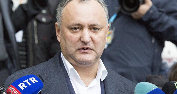 俄罗斯将是摩尔多瓦新总统上任后的首次正式出访目的地