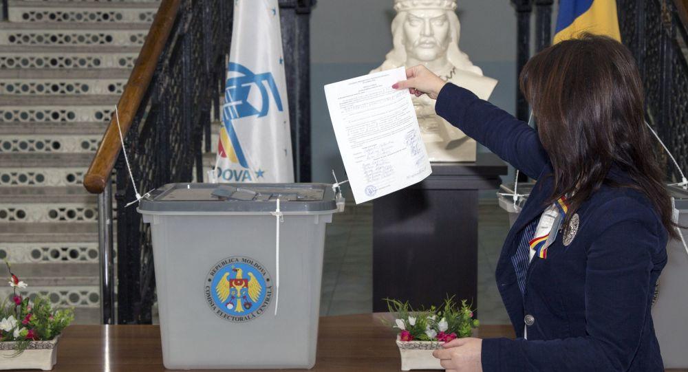 摩尔多瓦社会主义者党领袖多东当选总统